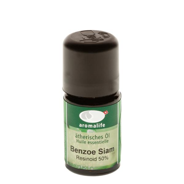 Bild von Benzoe Siam Bio ätherisches Öl 5ml (Resinoid 50%)