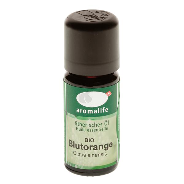 Bild von Blutorange Bio ätherisches Öl 10ml