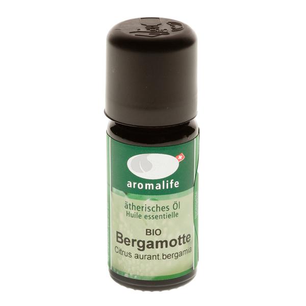 Bild von Bergamotte Bio ätherisches Öl 10ml