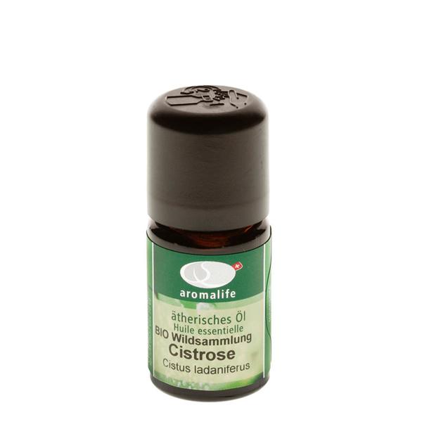 Bild von Cistrose Bio ätherisches Öl 5ml