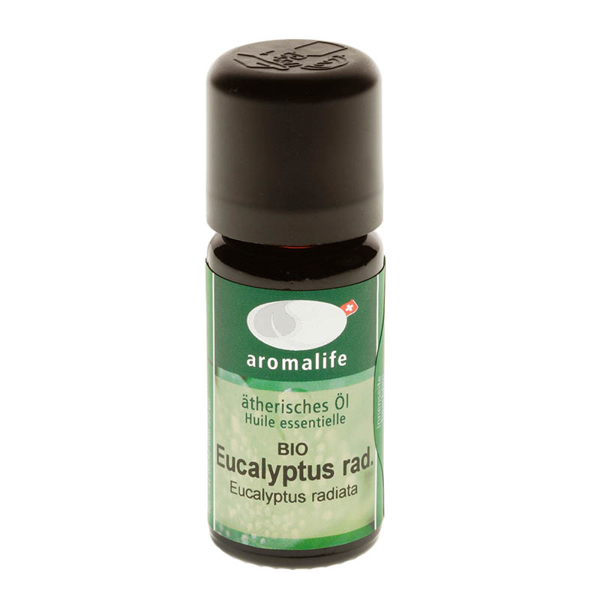 Bild von Eukalyptus radiata Bio ätherisches Öl 10ml