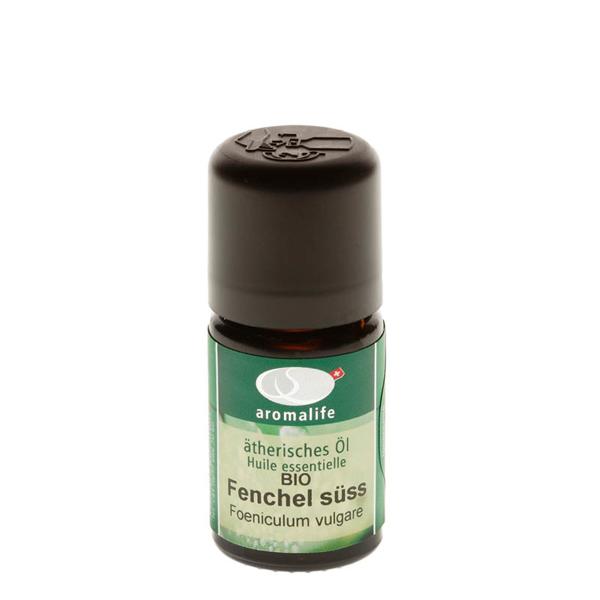 Bild von Fenchel süss Bio ätherisches Öl 5ml