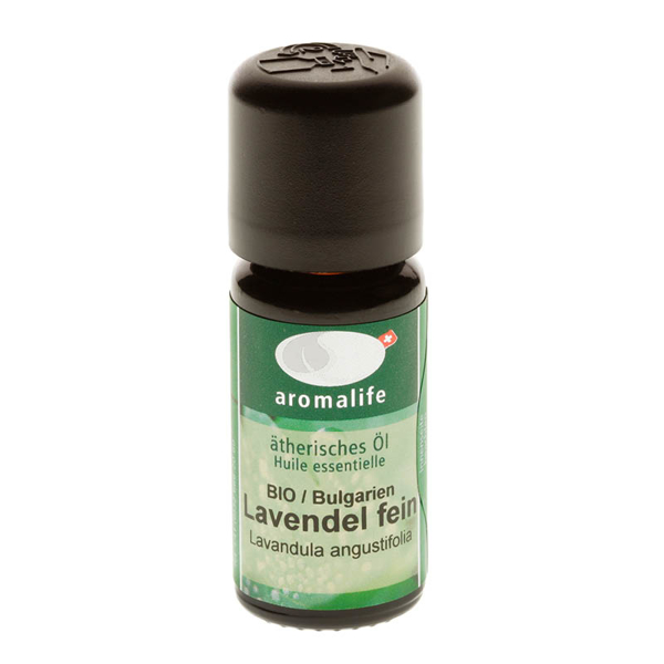 Bild von Lavendel fein Bulgarien Bio ätherisches Öl 10ml