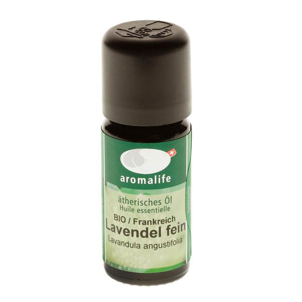 Bild von Lavendel fein Frankreich Bio ätherisches Öl 10ml