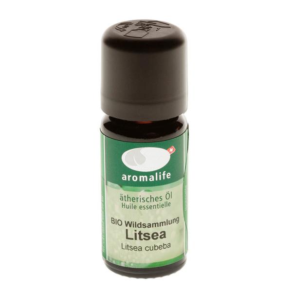 Bild von Litsea Bio ätherisches Öl 10ml