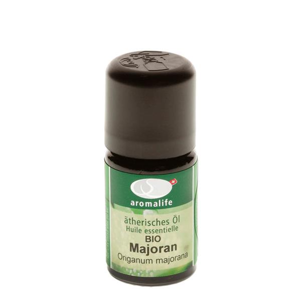 Bild von Majoran Bio ätherisches Öl 5ml