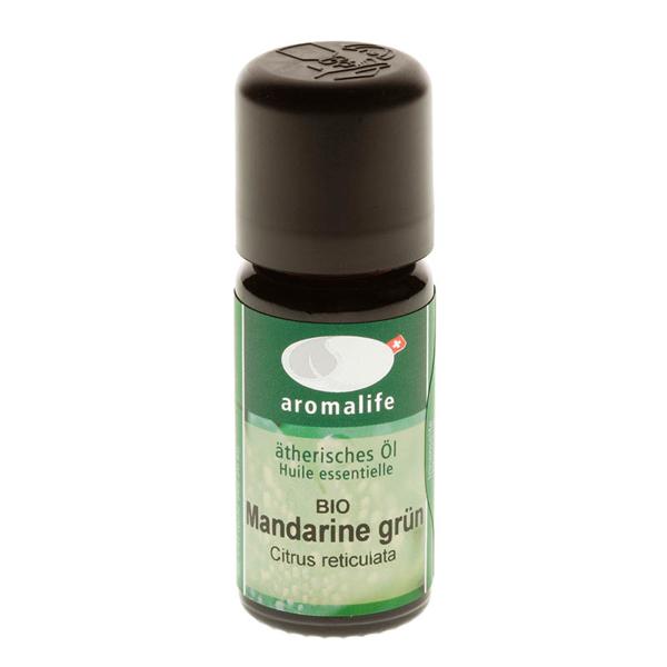 Bild von Mandarine grün Bio ätherisches Öl 10ml