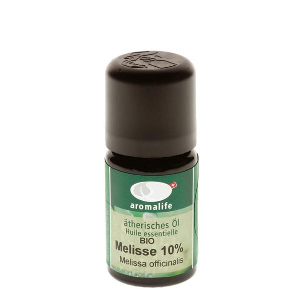 Bild von Melisse 10 % Bio ätherisches Öl 5ml