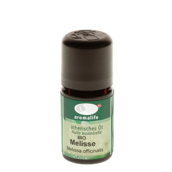 Bild von Melisse 100% Bio ätherisches Öl 2ml