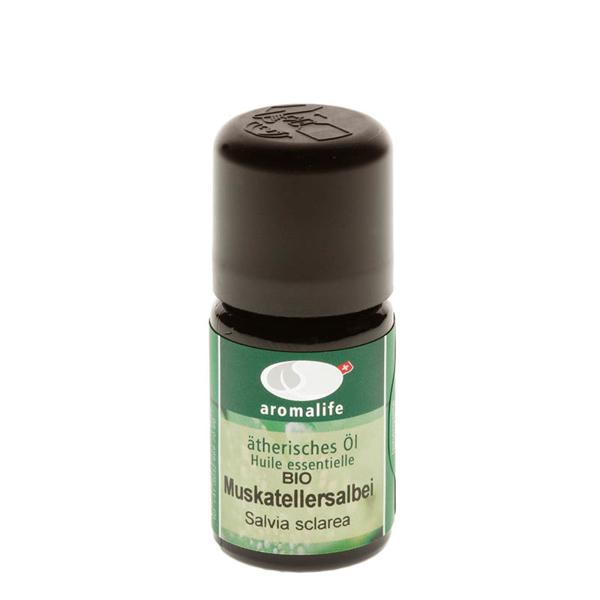 Bild von Muskatellersalbei Bio ätherisches Öl 5ml