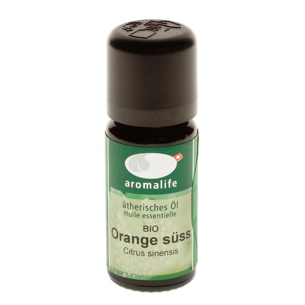 Bild von Orange süss Bio ätherisches Öl 10ml