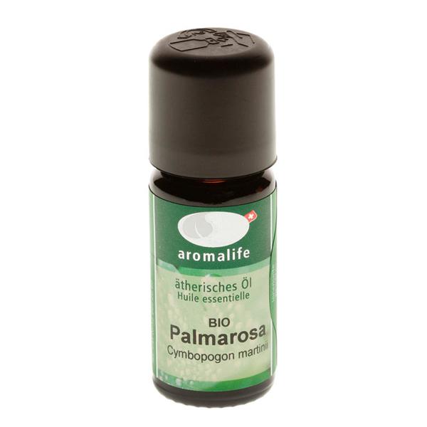 Bild von Palmarosa Bio ätherisches Öl 10ml