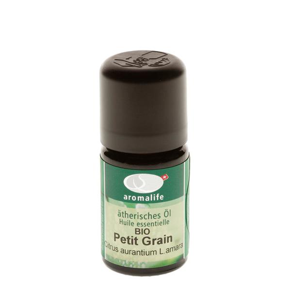 Bild von Petit Grain Bio ätherisches Öl 5ml