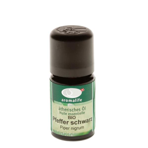 Bild von Pfeffer schwarz Bio ätherisches Öl 5ml