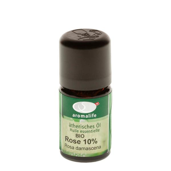 Bild von Rose Bulgarien 10% ätherisches Öl 5ml
