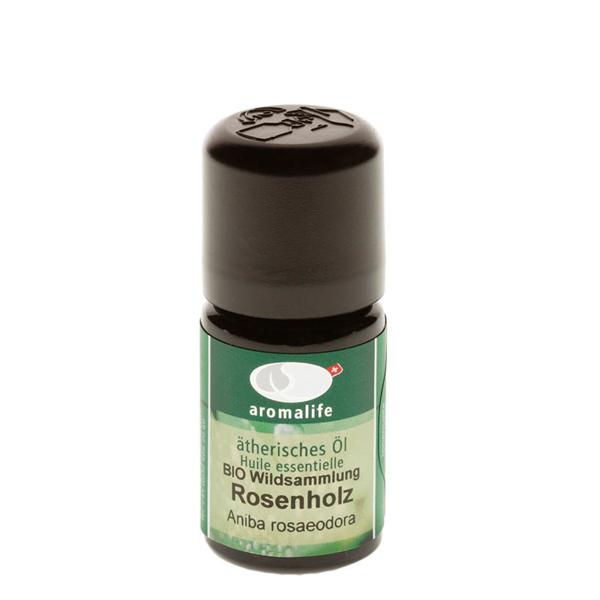 Bild von Rosenholz Bio ätherisches Öl 5ml