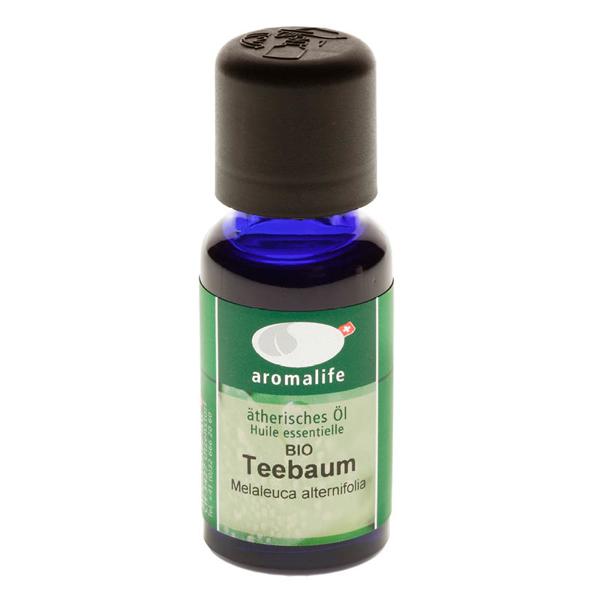 Bild von Teebaum Bio ätherisches Öl 20ml
