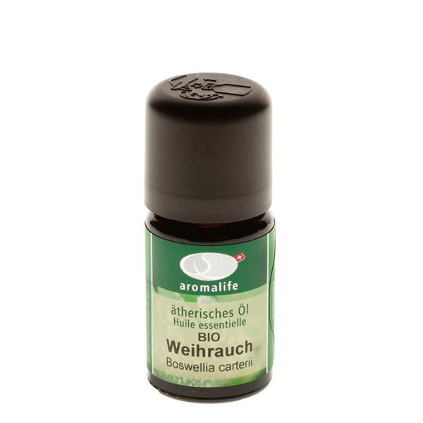 Bild von Weihrauch Bio ätherisches Öl 5ml