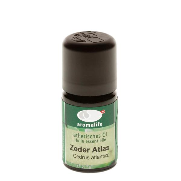 Bild von Zeder Atlas Bio ätherisches Öl 5ml