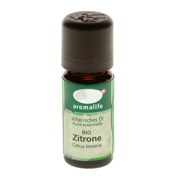 Bild von Zitrone Bio ätherisches Öl 10ml