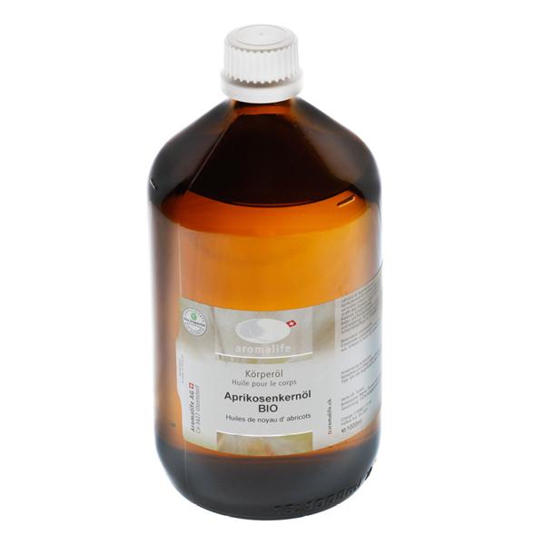 Bild von Aprikosenkernöl Bio 1l