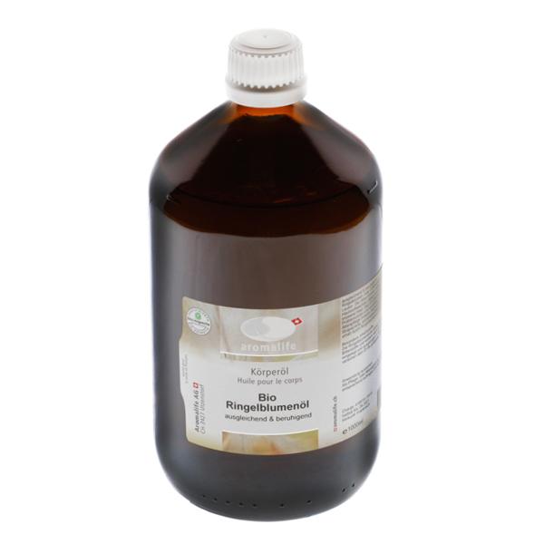 Bild von Ringelblumenöl Bio 1l