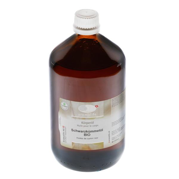 Bild von Schwarzkümmelöl Bio 1l