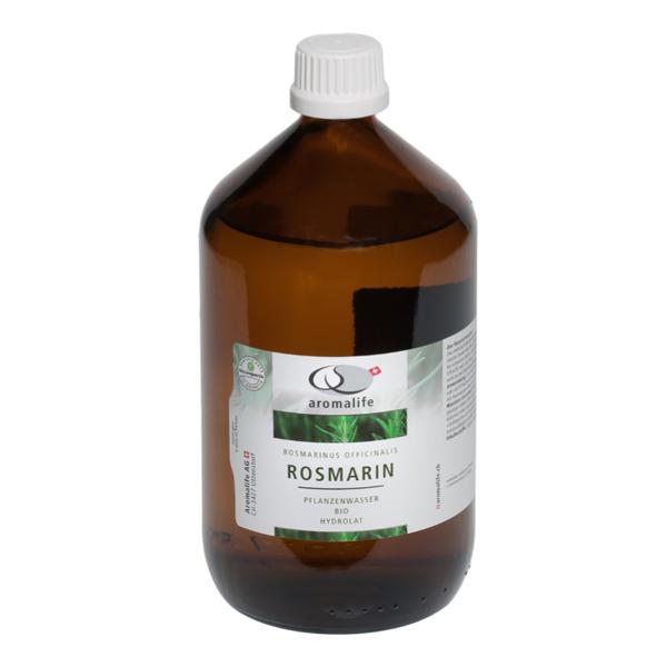 Bild von Pflanzenwasser Rosmarin Bio 1l