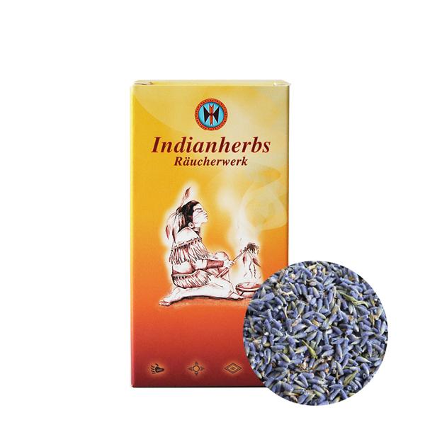 Bild von Indianherbs Lavendel 10g
