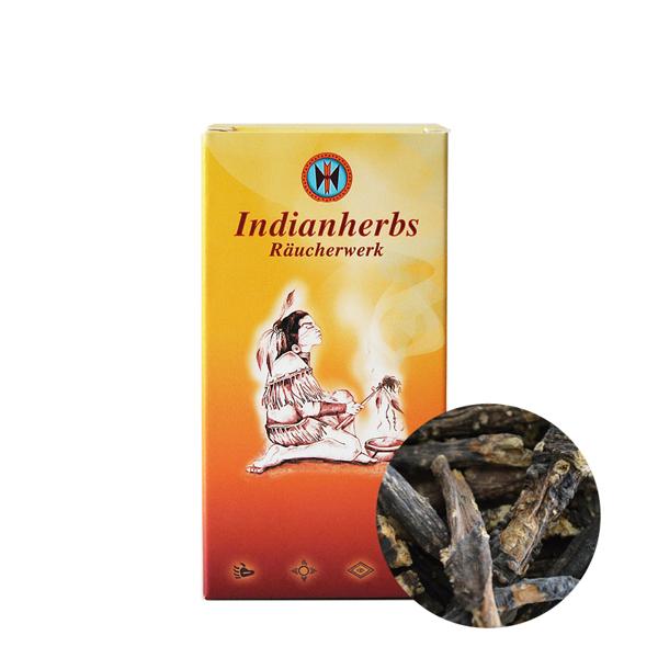 Bild von Indianherbs Osha Wurzel 10g