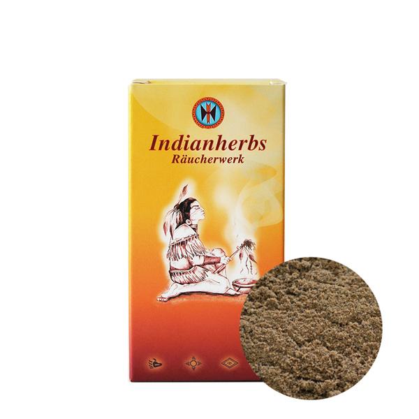 Bild von Indianherbs Tonkabohnen gemahlen 20g