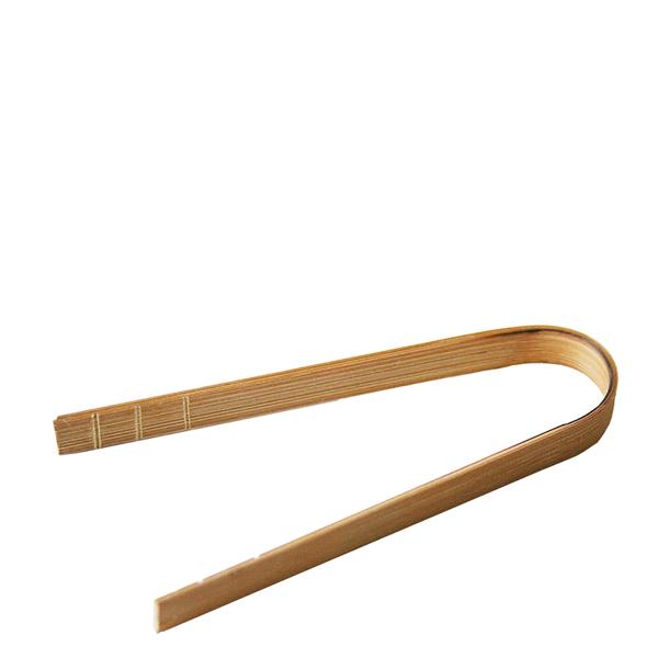 Bild von Räucherkohlenzange Bambus