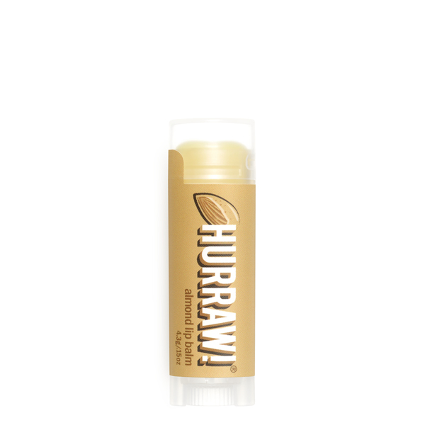 Bild von Hurraw! Almond Lip Balm Stick 4.3g
