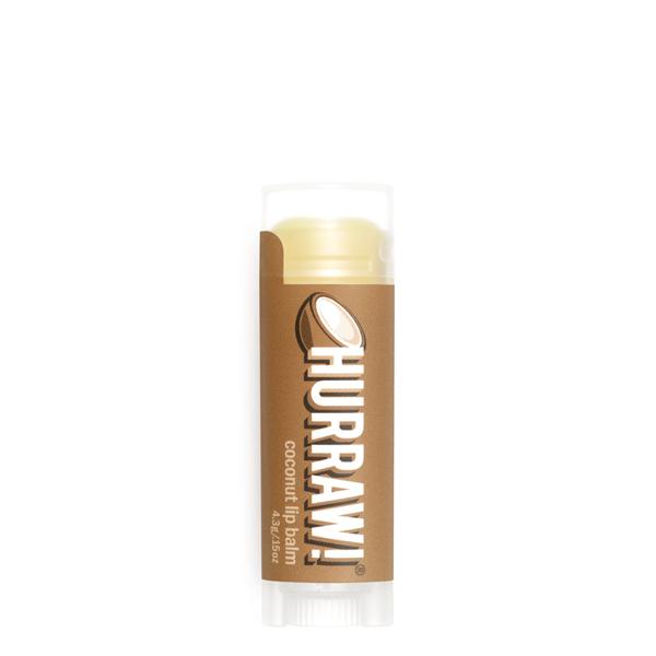 Bild von HURRAW! Coconut Lip Balm Stick 4.3g