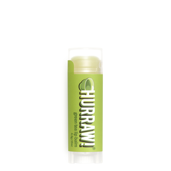 Bild von HURRAW! Green Tea Lip Balm Stick 4.3g