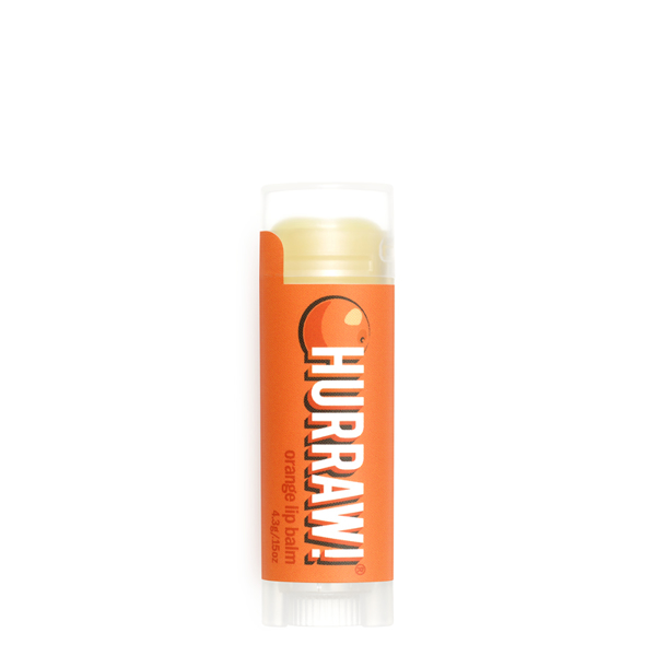 Bild von HURRAW! Orange Lip Balm Stick 4.3g