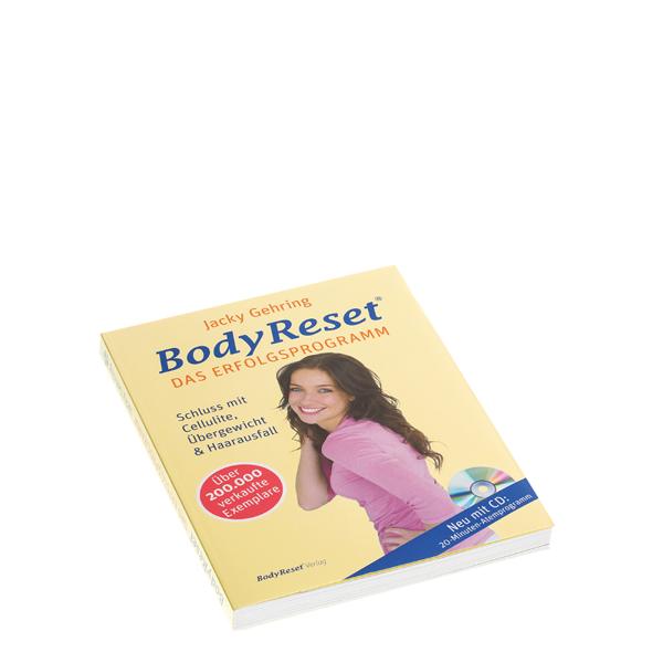 """Bild von Buch """"Body Reset®"""" von Jacky Gehring"""