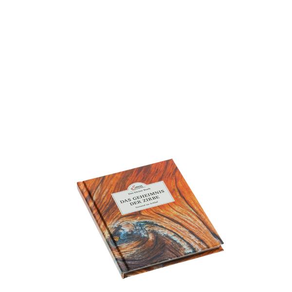 """Bild von Buch """"Das Geheimnis der Zirbe"""" von M. Moser"""