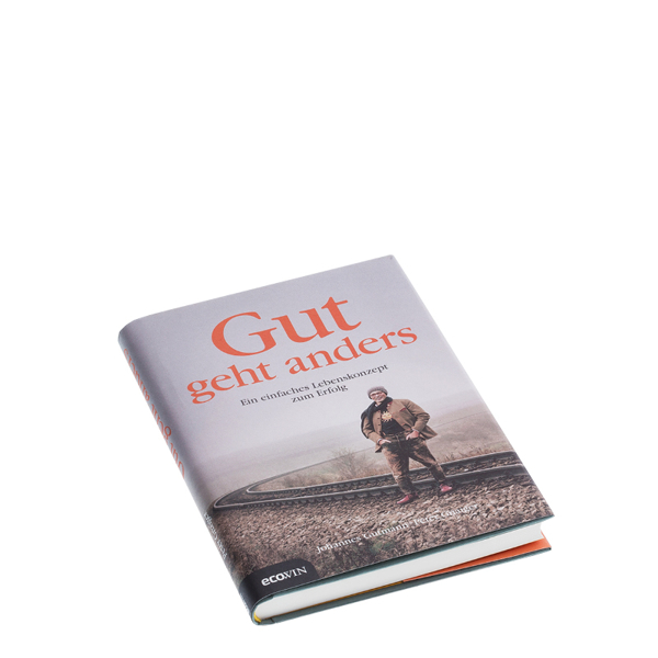 """Bild von Buch """"Gut geht anders"""" von J. Gutmann"""