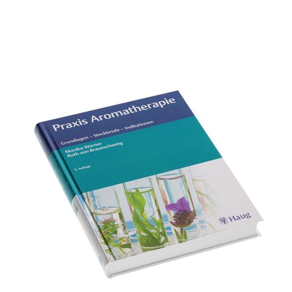 """Bild von Buch """"Praxis Aromatherapie"""""""