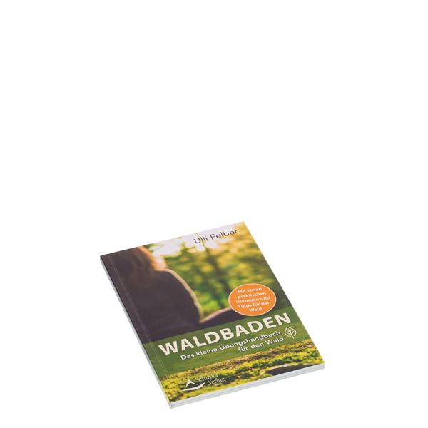 """Bild von Buch """"Waldbaden"""" von Ulli Felber"""