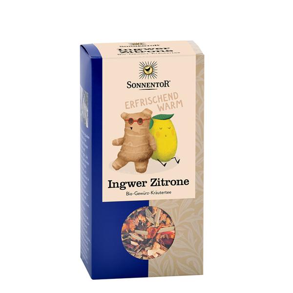Bild von Ingwer Zitronen Tee 80g