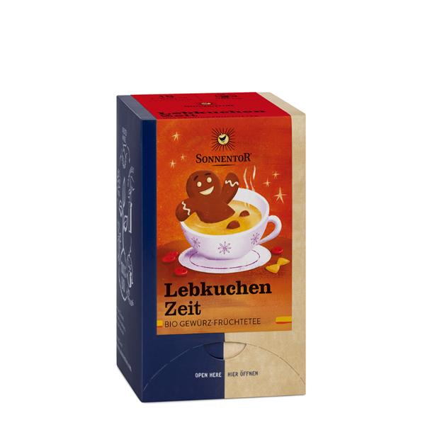 Bild von Lebkuchen Zeit Tee Btl. à18
