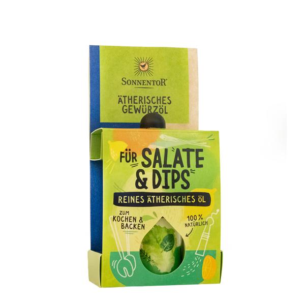 Bild von Gewürzöl für Salate & Dips 4.5ml
