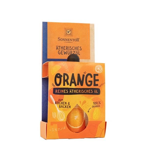 Bild von Gewürzöl Orange 4.5ml