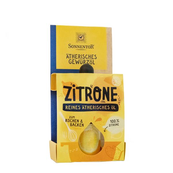 Bild von Gewürzöl Zitrone 4.5ml