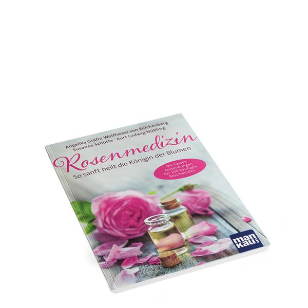 """Bild von Buch """"Rosenmedizin"""""""
