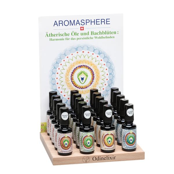 Bild von Aromasphere Display