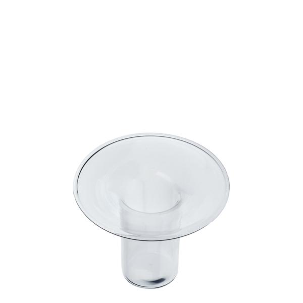 Bild von ARVE Glaseinsatz zu ArvenQuader®  für Stabkerze