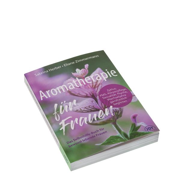 """Bild von Buch """"Aromatherapie für Frauen"""" von E. Zimmermann"""
